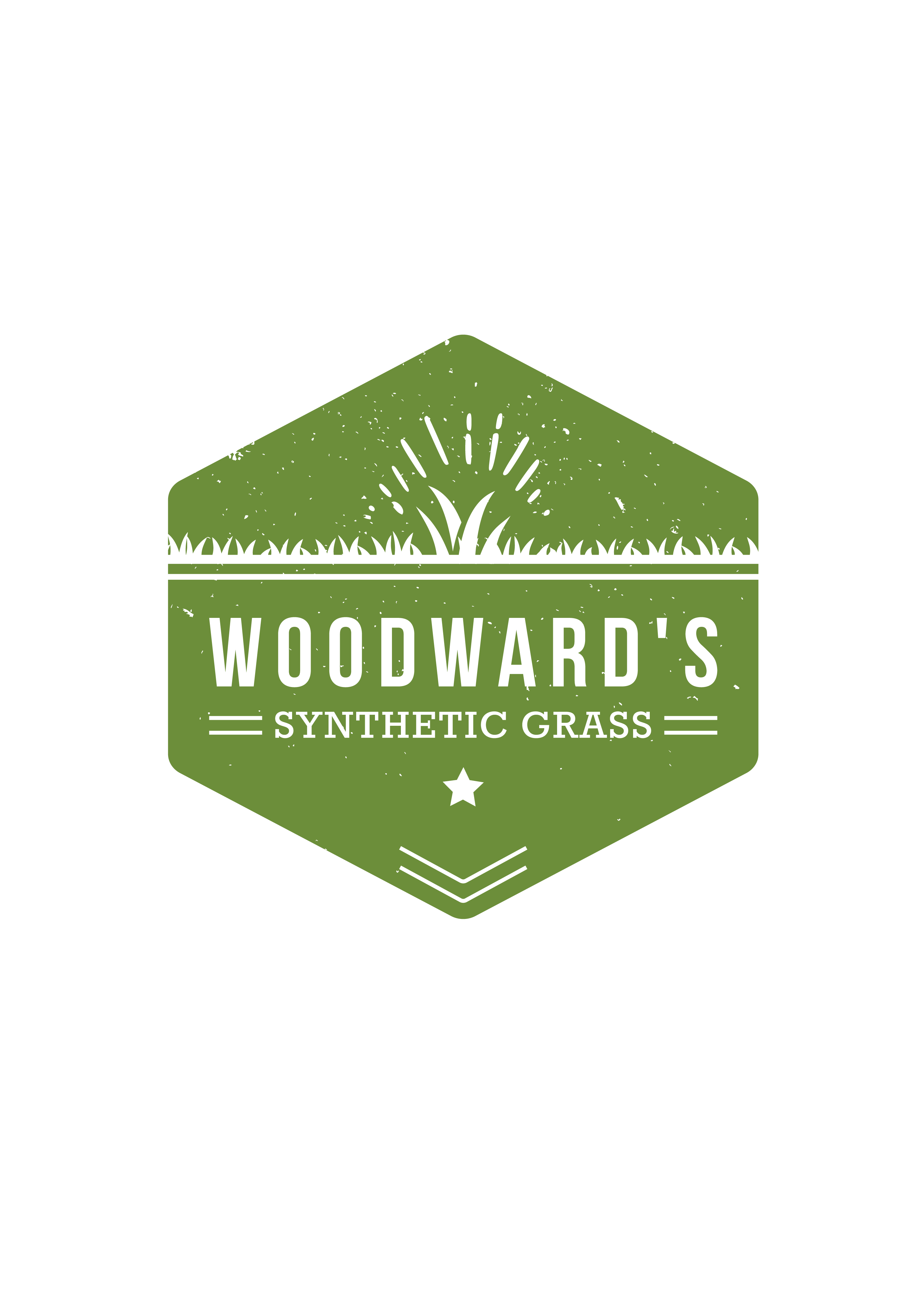 Logo Design by Private User - Entry No. 69 in the Logo Design Contest Artistic Logo Design for Woodward's Synthetic Turf.
