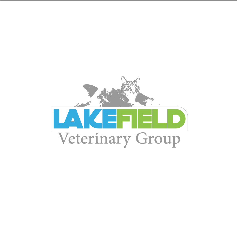Logo Design by Sampath Gunathilaka - Entry No. 34 in the Logo Design Contest Inspiring Logo Design for Lakefield Veterinary Group.