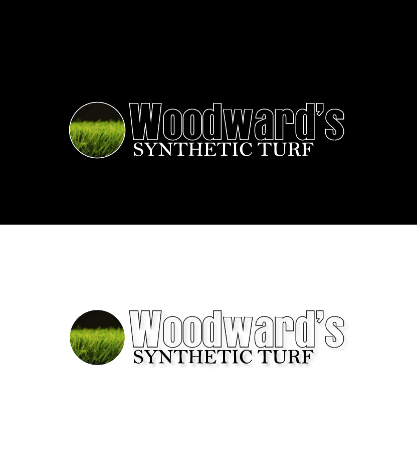 Logo Design by Sampath Gunathilaka - Entry No. 79 in the Logo Design Contest Artistic Logo Design for Woodward's Synthetic Turf.