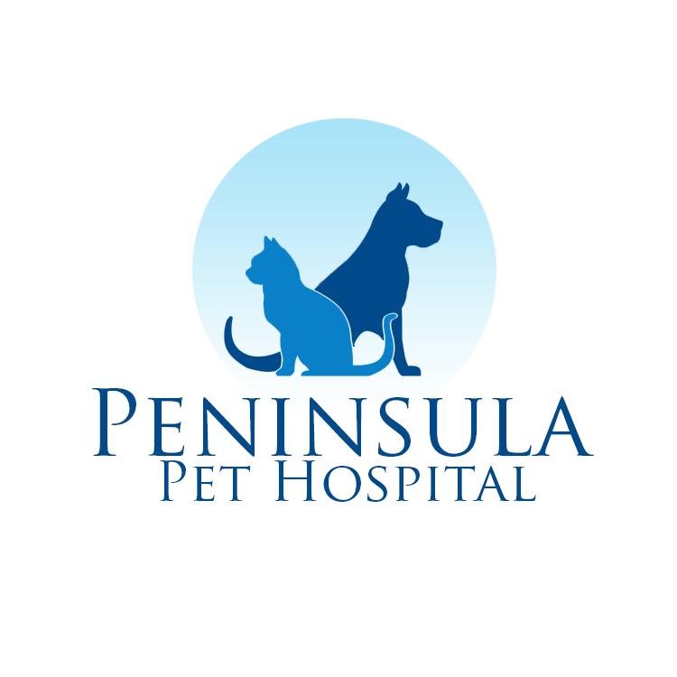 Logo Design by Sudheendra Sathya - Entry No. 102 in the Logo Design Contest Creative Logo Design for Peninsula Pet Hospital.