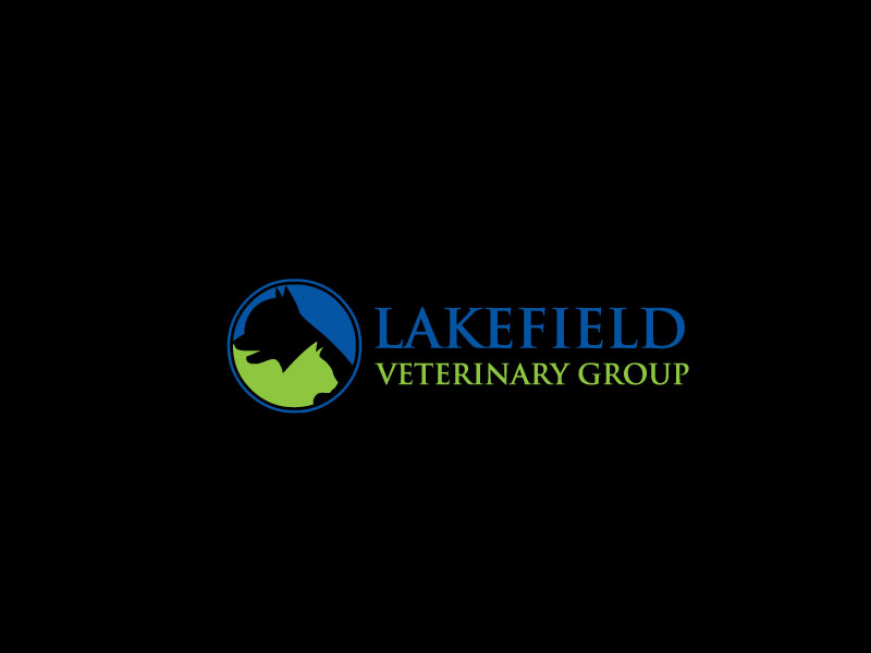 Logo Design by Private User - Entry No. 37 in the Logo Design Contest Inspiring Logo Design for Lakefield Veterinary Group.