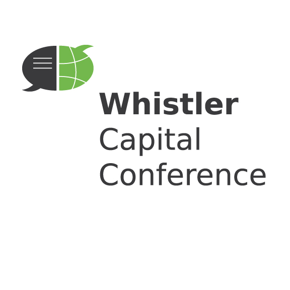 Logo Design by Niclou - Entry No. 35 in the Logo Design Contest Whistler Capital Conference.