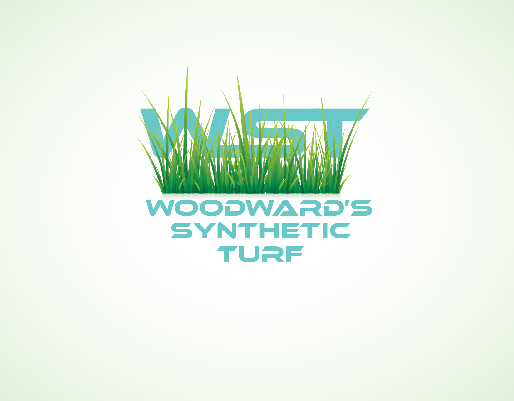 Logo Design by Umair ahmed Iqbal - Entry No. 85 in the Logo Design Contest Artistic Logo Design for Woodward's Synthetic Turf.