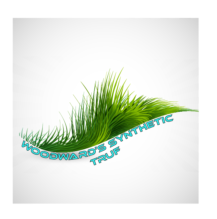 Logo Design by Umair ahmed Iqbal - Entry No. 86 in the Logo Design Contest Artistic Logo Design for Woodward's Synthetic Turf.