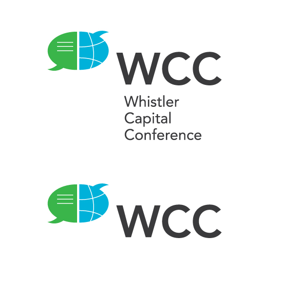 Logo Design by Niclou - Entry No. 37 in the Logo Design Contest Whistler Capital Conference.