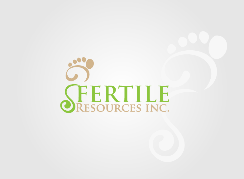 Logo Design by Private User - Entry No. 64 in the Logo Design Contest Fertile Resources, Inc. Logo Design.