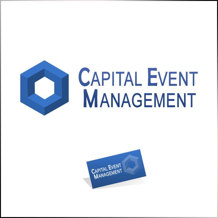 Logo Design by funnybone - Entry No. 53 in the Logo Design Contest Capital Event Management.