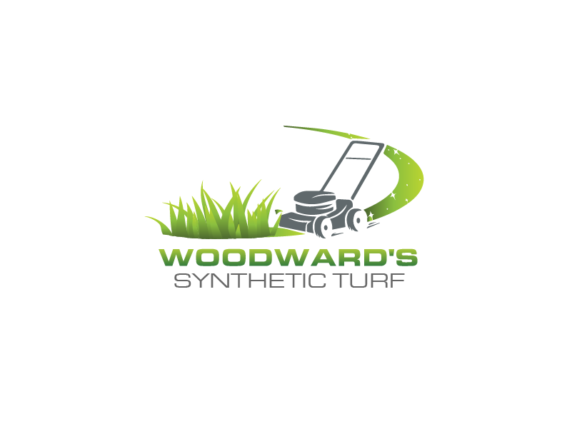 Logo Design by brands_in - Entry No. 93 in the Logo Design Contest Artistic Logo Design for Woodward's Synthetic Turf.