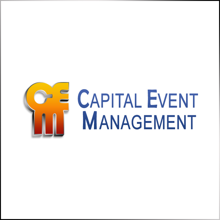 Logo Design by funnybone - Entry No. 54 in the Logo Design Contest Capital Event Management.