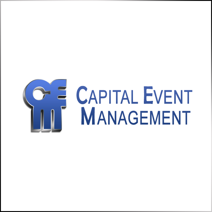 Logo Design by funnybone - Entry No. 55 in the Logo Design Contest Capital Event Management.