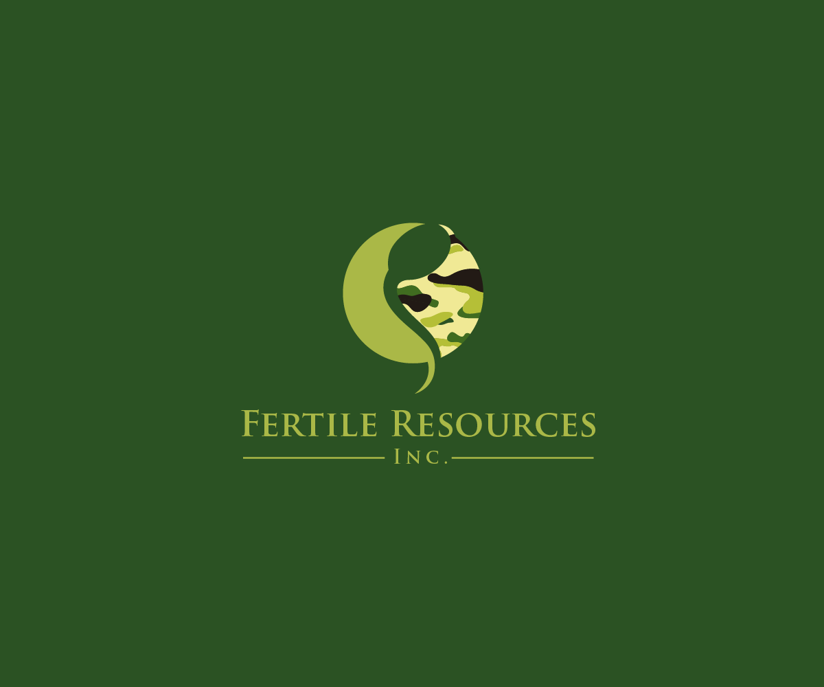 Logo Design by Juan Luna - Entry No. 78 in the Logo Design Contest Fertile Resources, Inc. Logo Design.