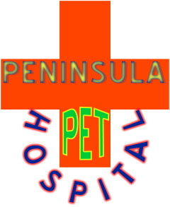 Logo Design by Shaidur Rahman - Entry No. 160 in the Logo Design Contest Creative Logo Design for Peninsula Pet Hospital.