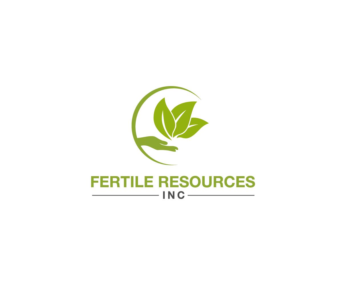 Logo Design by Juan Luna - Entry No. 103 in the Logo Design Contest Fertile Resources, Inc. Logo Design.
