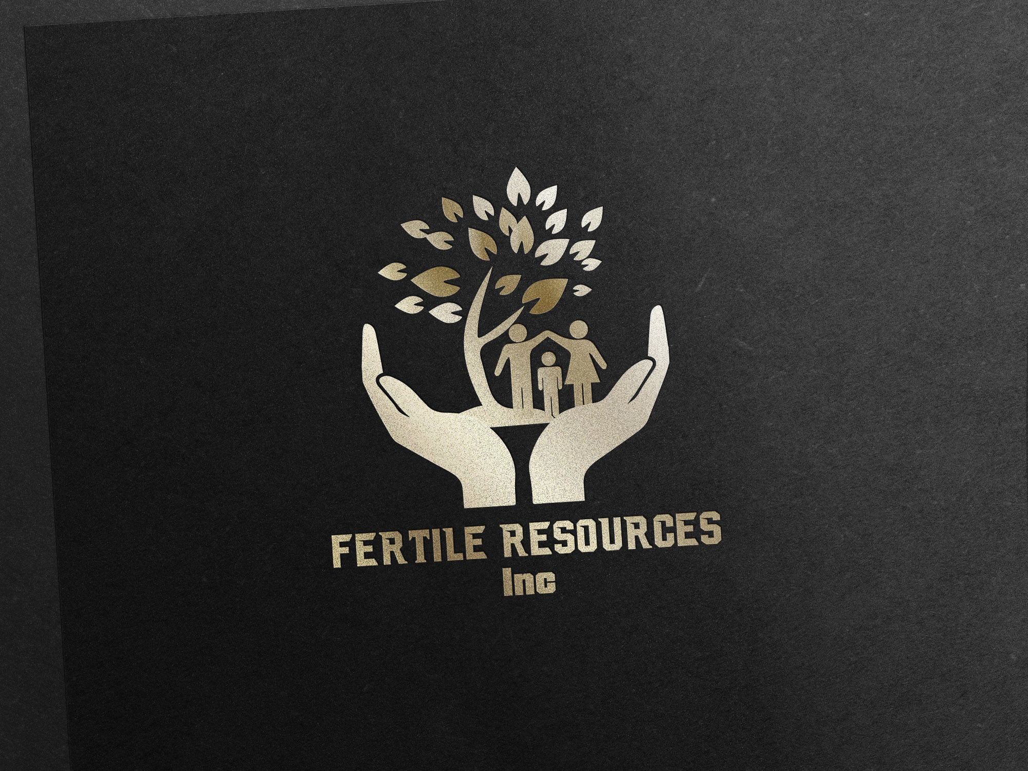 Logo Design by Umair ahmed Iqbal - Entry No. 106 in the Logo Design Contest Fertile Resources, Inc. Logo Design.