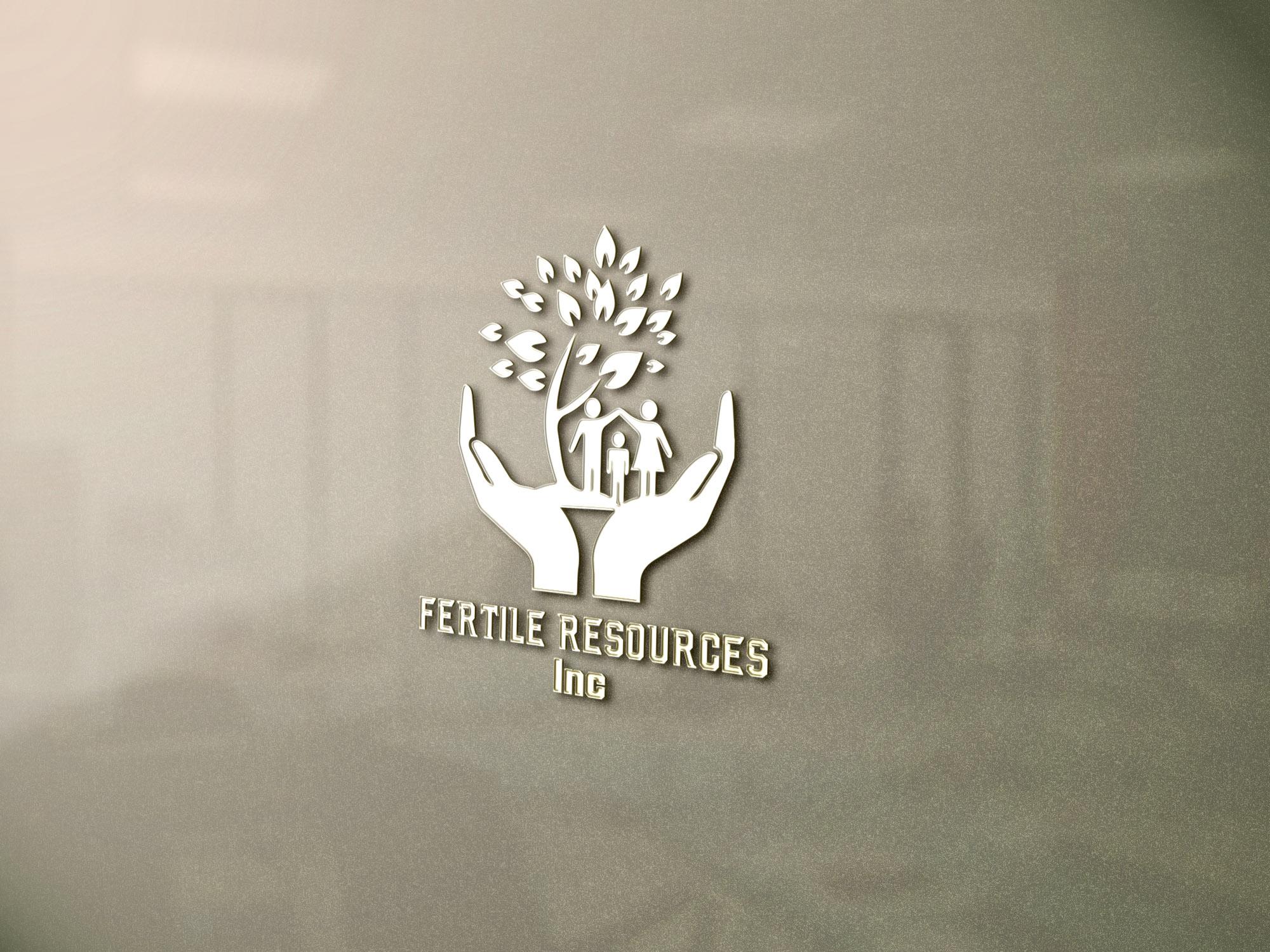 Logo Design by Umair ahmed Iqbal - Entry No. 107 in the Logo Design Contest Fertile Resources, Inc. Logo Design.