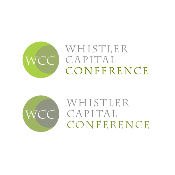 Logo Design by double-take - Entry No. 43 in the Logo Design Contest Whistler Capital Conference.