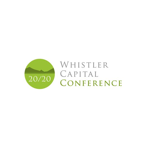 Logo Design by double-take - Entry No. 44 in the Logo Design Contest Whistler Capital Conference.