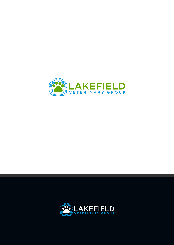 Logo Design by DANANG PRASETYO - Entry No. 58 in the Logo Design Contest Inspiring Logo Design for Lakefield Veterinary Group.
