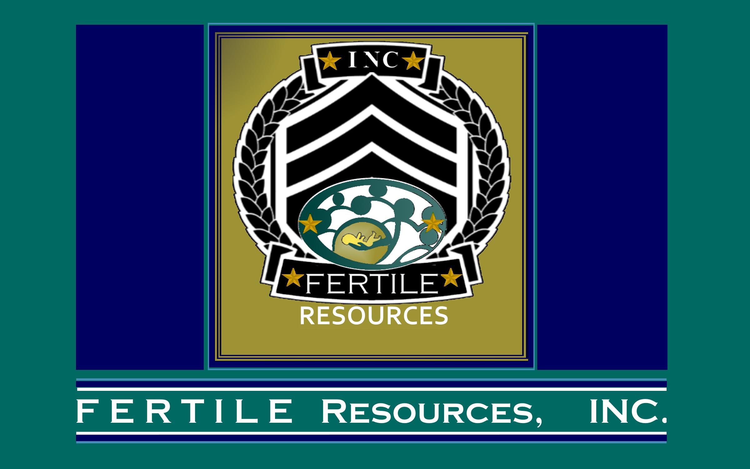 Logo Design by Roberto Bassi - Entry No. 117 in the Logo Design Contest Fertile Resources, Inc. Logo Design.