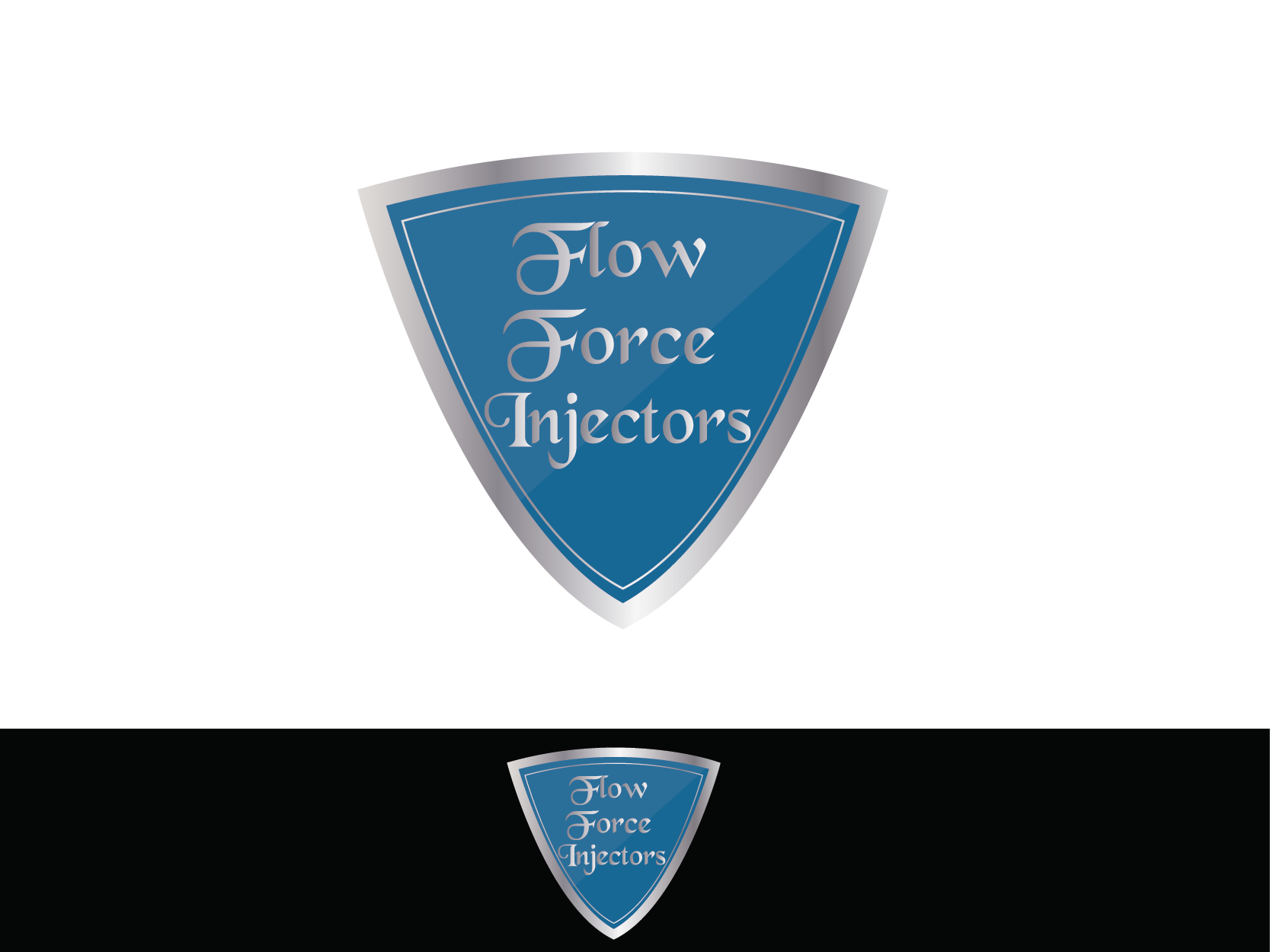 Logo Design by Private User - Entry No. 5 in the Logo Design Contest Fun Logo Design for Flow Force Injectors.