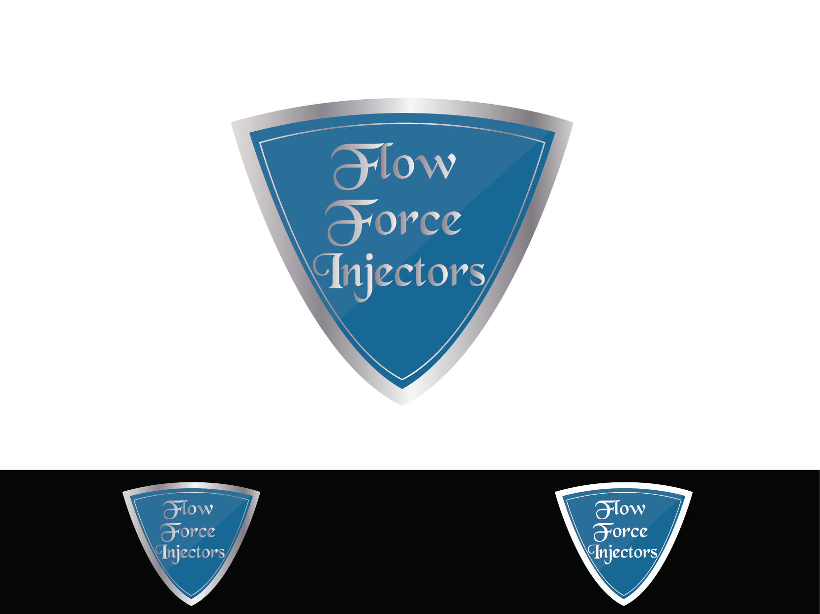 Logo Design by Private User - Entry No. 6 in the Logo Design Contest Fun Logo Design for Flow Force Injectors.