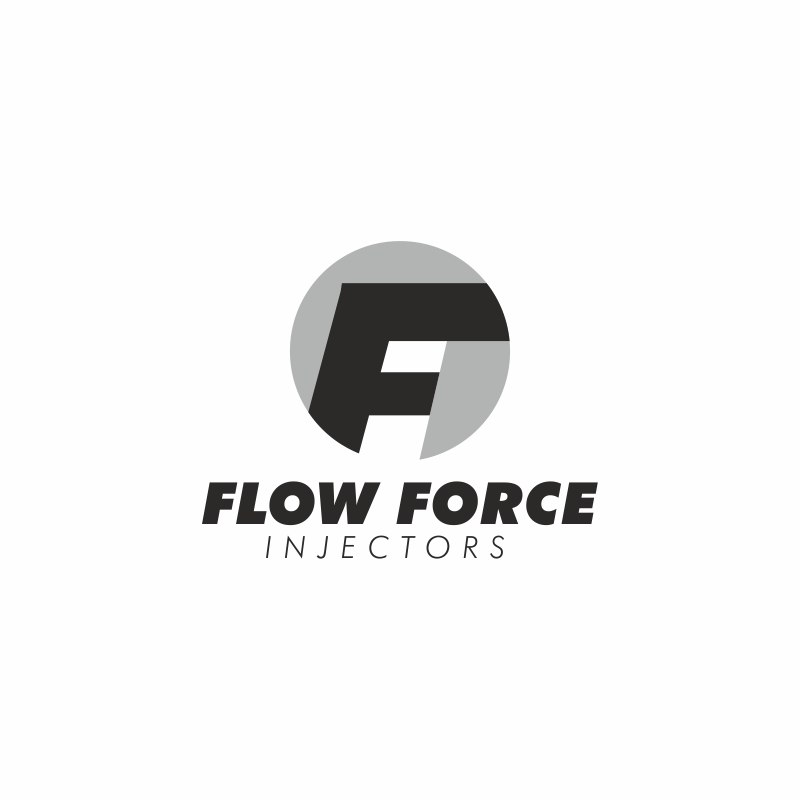 Logo Design by montoshlall - Entry No. 7 in the Logo Design Contest Fun Logo Design for Flow Force Injectors.