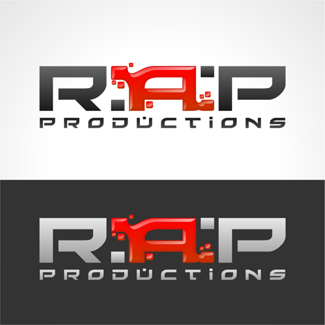 Logo Design by holejohn - Entry No. 45 in the Logo Design Contest R.A.P Productions.