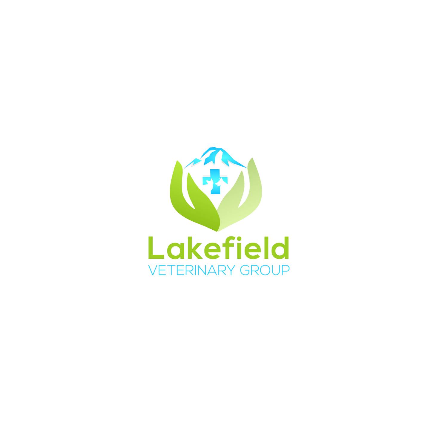Logo Design by Sabeq Art - Entry No. 65 in the Logo Design Contest Inspiring Logo Design for Lakefield Veterinary Group.