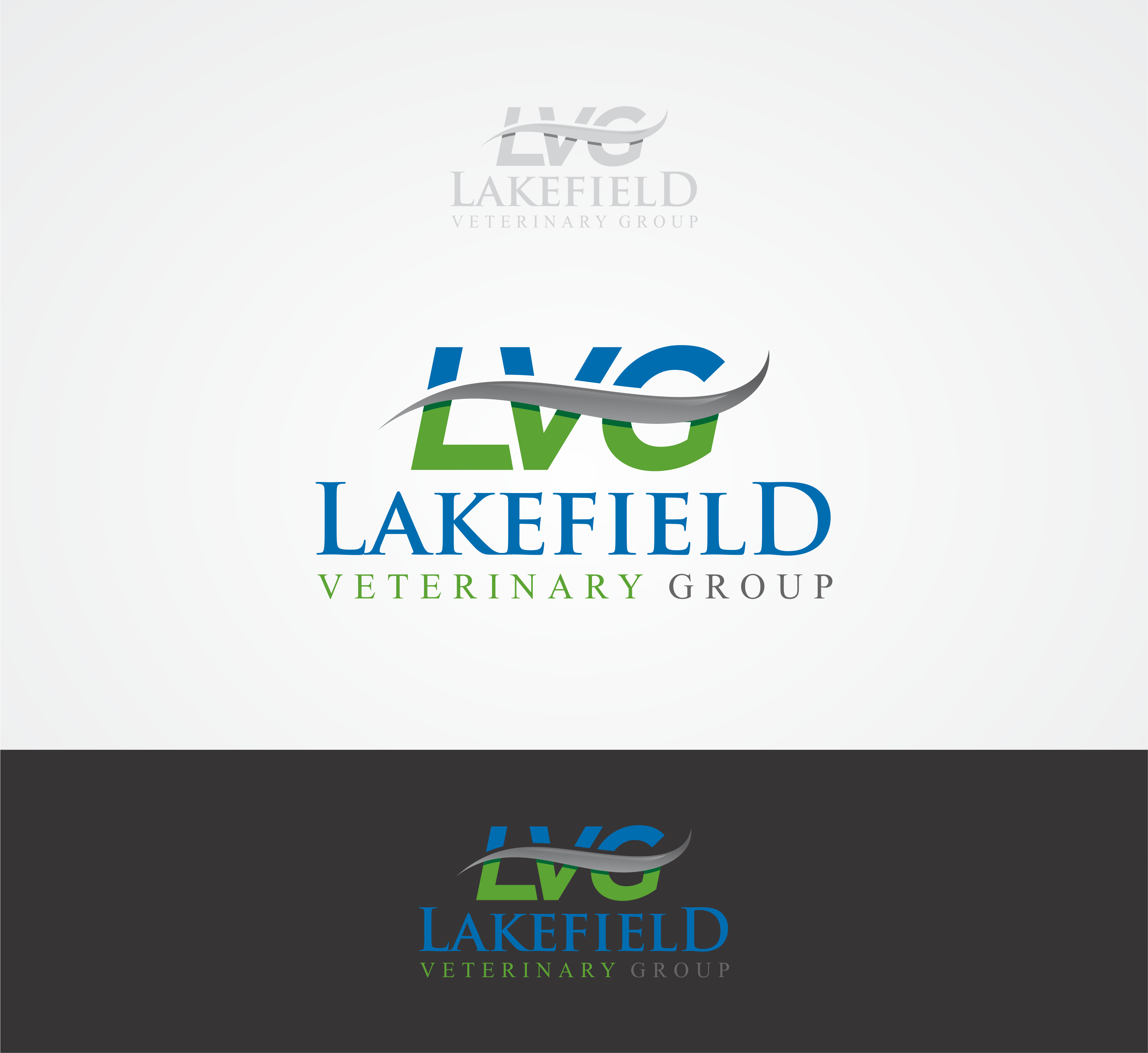 Logo Design by Raymond Garcia - Entry No. 72 in the Logo Design Contest Inspiring Logo Design for Lakefield Veterinary Group.