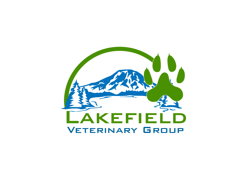 Logo Design by Private User - Entry No. 74 in the Logo Design Contest Inspiring Logo Design for Lakefield Veterinary Group.