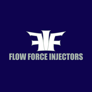 Logo Design by Private User - Entry No. 46 in the Logo Design Contest Fun Logo Design for Flow Force Injectors.