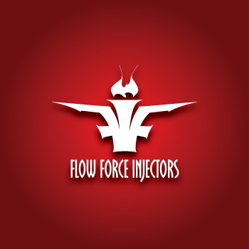 Logo Design by Private User - Entry No. 47 in the Logo Design Contest Fun Logo Design for Flow Force Injectors.