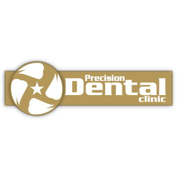 Logo Design by Private User - Entry No. 5 in the Logo Design Contest Captivating Logo Design for Precision Dental Clinic.