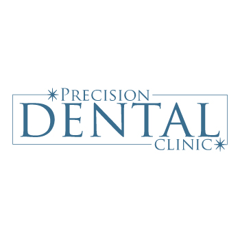 Logo Design by Private User - Entry No. 6 in the Logo Design Contest Captivating Logo Design for Precision Dental Clinic.
