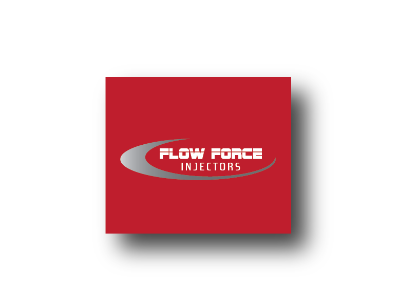 Logo Design by Ahaan - Entry No. 56 in the Logo Design Contest Fun Logo Design for Flow Force Injectors.