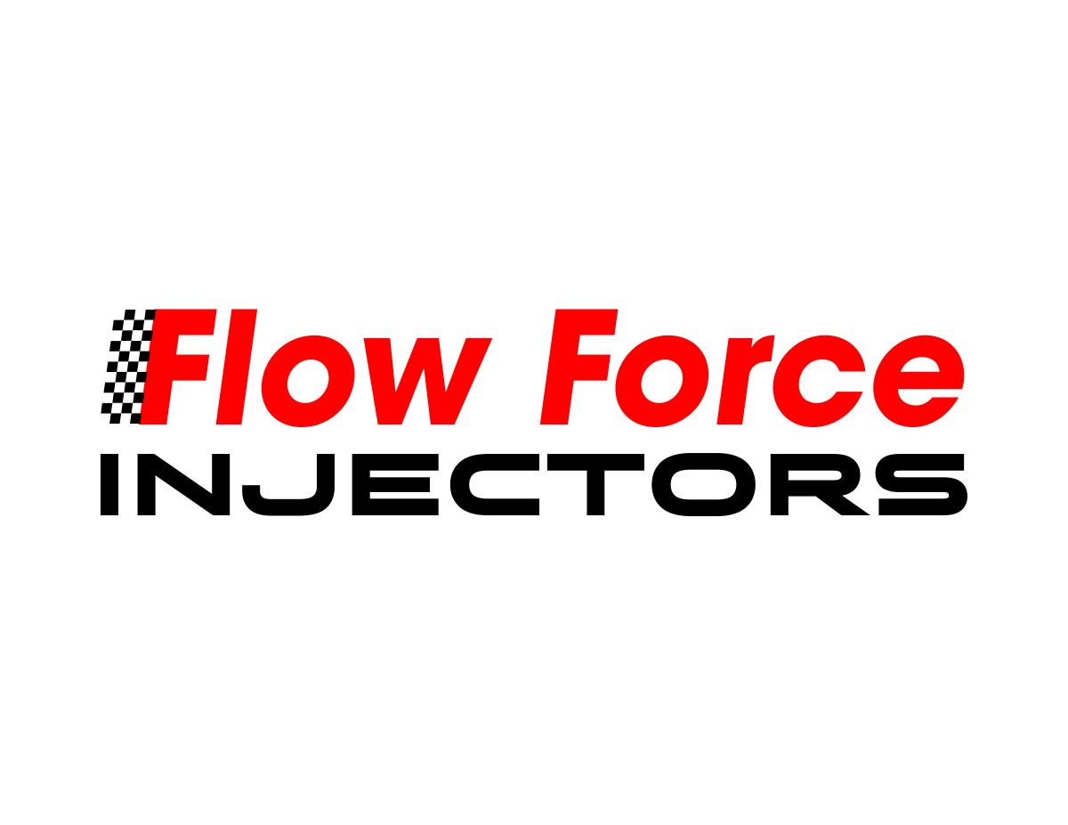 Logo Design by Designer_17 - Entry No. 63 in the Logo Design Contest Fun Logo Design for Flow Force Injectors.