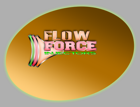 Logo Design by Shaidur Rahman - Entry No. 68 in the Logo Design Contest Fun Logo Design for Flow Force Injectors.