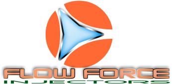 Logo Design by Shaidur Rahman - Entry No. 73 in the Logo Design Contest Fun Logo Design for Flow Force Injectors.