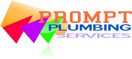 Logo Design by Shaidur Rahman - Entry No. 70 in the Logo Design Contest Artistic Logo Design for Prompt Plumbing Services.