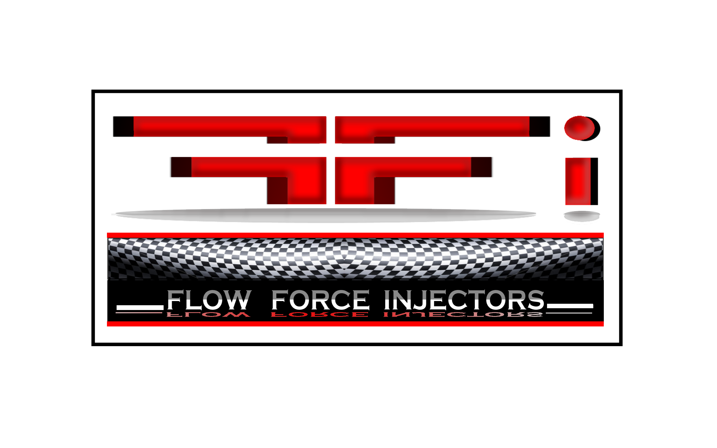 Logo Design by Roberto Bassi - Entry No. 78 in the Logo Design Contest Fun Logo Design for Flow Force Injectors.