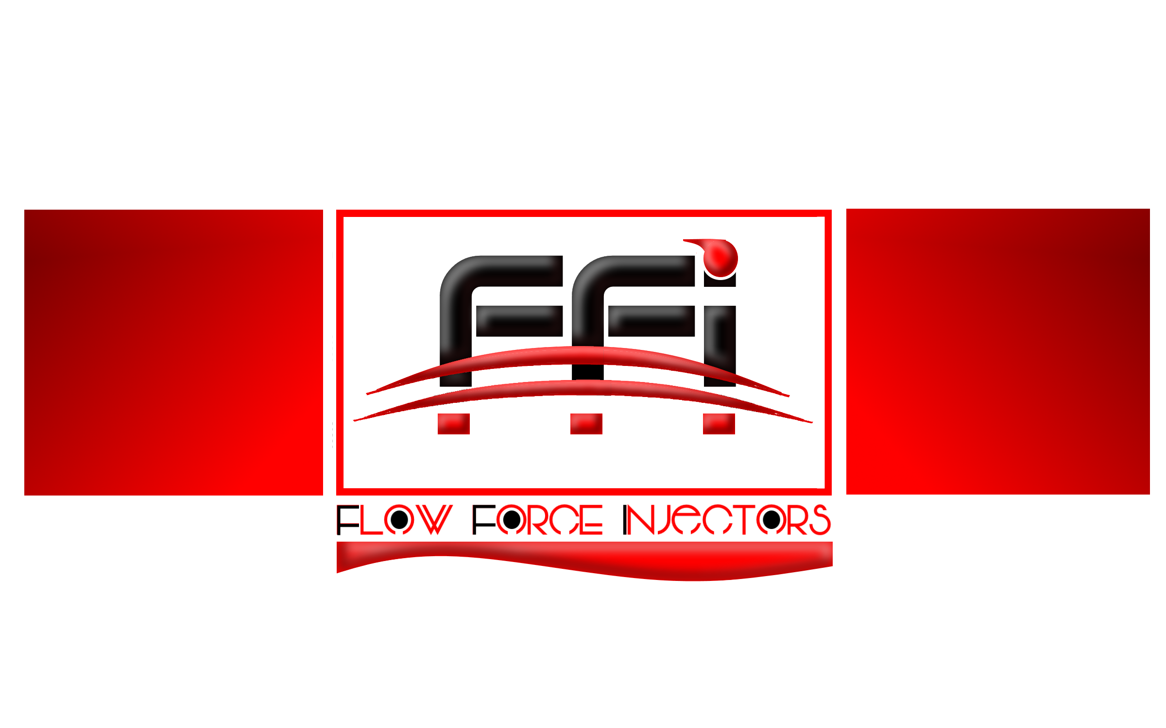 Logo Design by Roberto Bassi - Entry No. 82 in the Logo Design Contest Fun Logo Design for Flow Force Injectors.