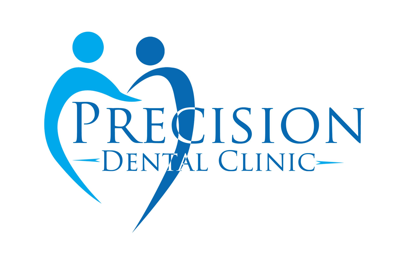 Logo Design by Oscar jay Alvariño - Entry No. 32 in the Logo Design Contest Captivating Logo Design for Precision Dental Clinic.