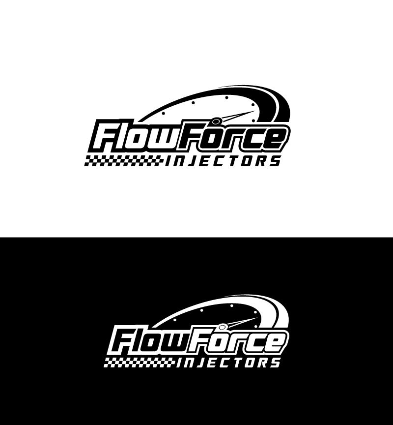Logo Design by Tauhid Shaikh - Entry No. 83 in the Logo Design Contest Fun Logo Design for Flow Force Injectors.