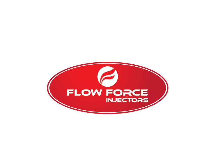 Logo Design by Ahaan - Entry No. 85 in the Logo Design Contest Fun Logo Design for Flow Force Injectors.