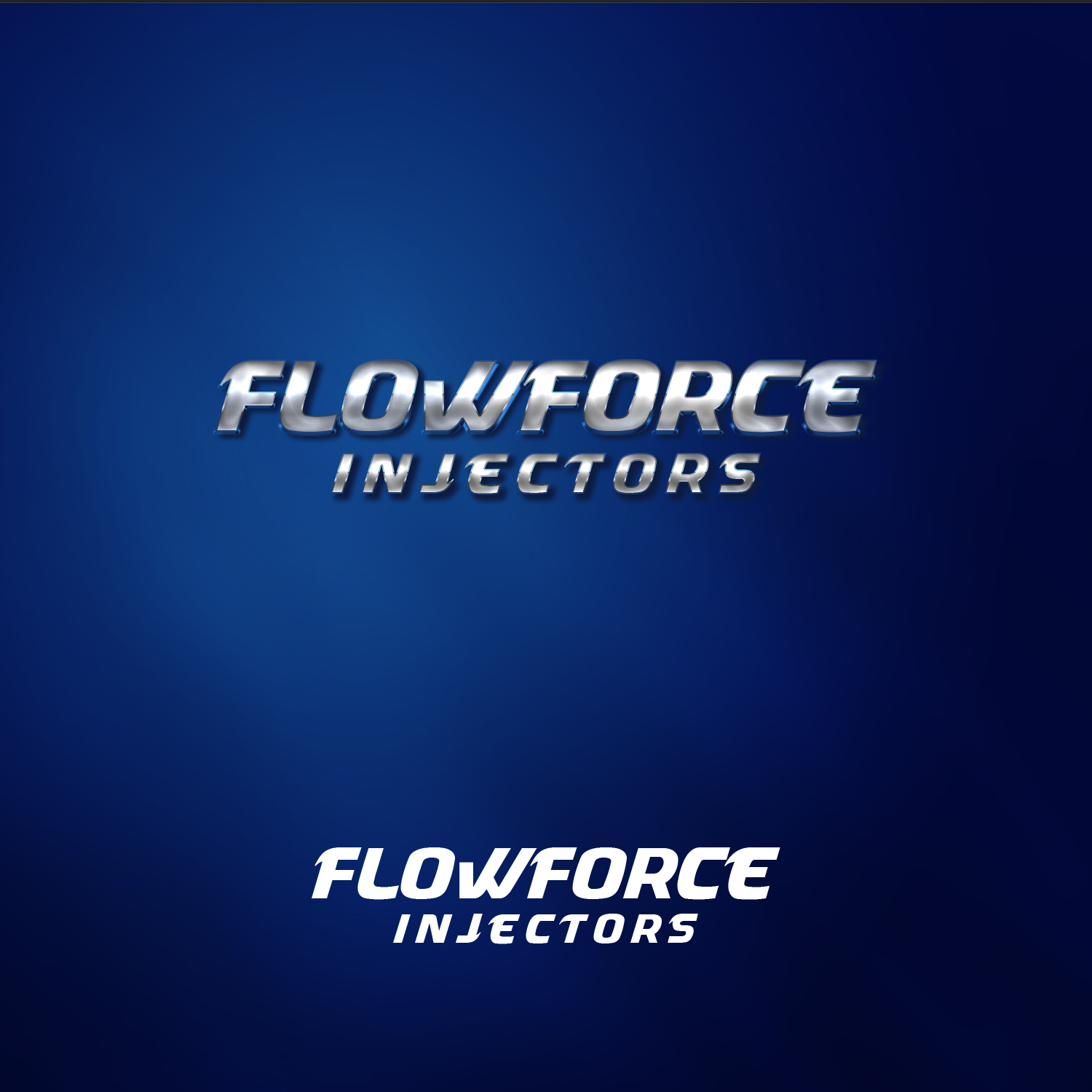 Logo Design by Shahab Uddin - Entry No. 87 in the Logo Design Contest Fun Logo Design for Flow Force Injectors.