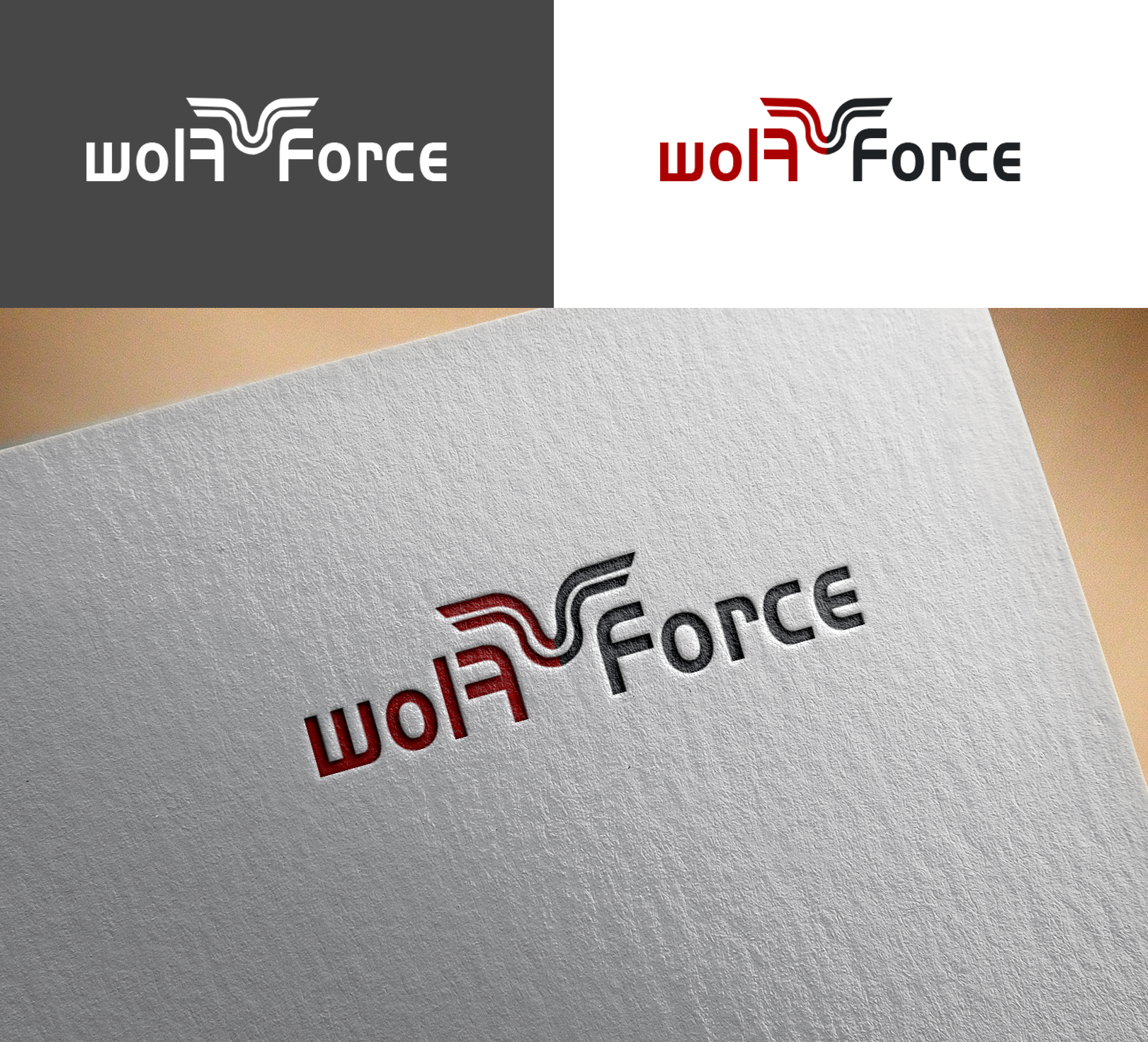 Logo Design by Sohaib Ali Khan - Entry No. 92 in the Logo Design Contest Fun Logo Design for Flow Force Injectors.