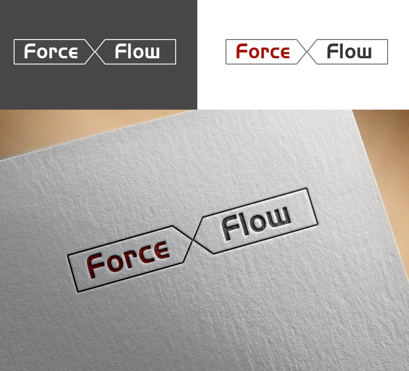 Logo Design by Sohaib Ali Khan - Entry No. 94 in the Logo Design Contest Fun Logo Design for Flow Force Injectors.