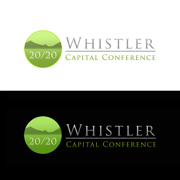 Logo Design by double-take - Entry No. 49 in the Logo Design Contest Whistler Capital Conference.