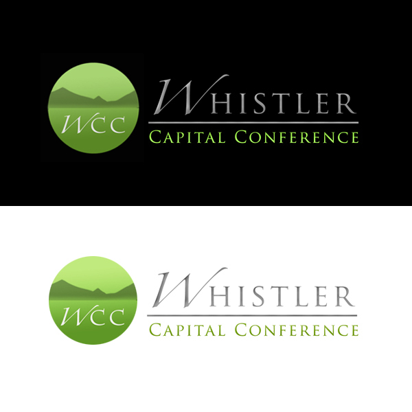 Logo Design by double-take - Entry No. 50 in the Logo Design Contest Whistler Capital Conference.