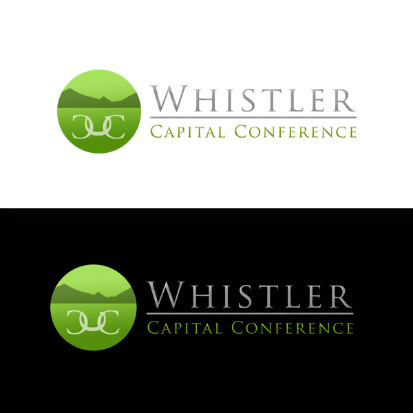 Logo Design by double-take - Entry No. 51 in the Logo Design Contest Whistler Capital Conference.